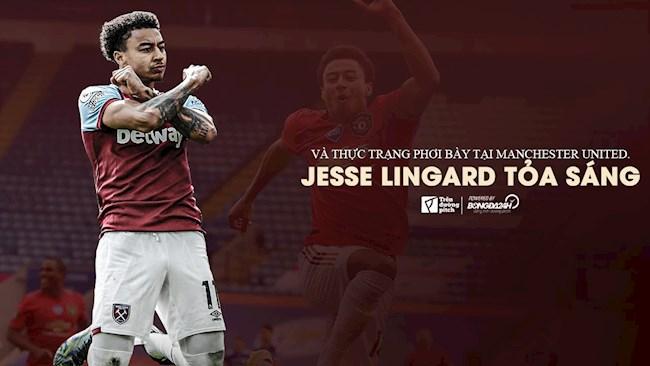 Jesse Lingard tỏa sáng và thực trạng tại Manchester United