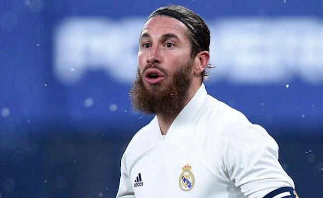 Zidane muốn Sergio Ramos ở lại Real Madrid, nhưng… hình ảnh