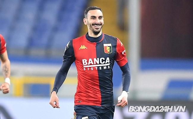 Tiểu sử cầu thủ Davide Zappacosta hậu vệ câu lạc bộ Genoa hình ảnh