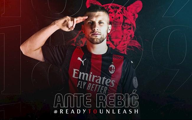 Ante Rebic: Gã đồ tể với tấm lòng cao cả lazyload