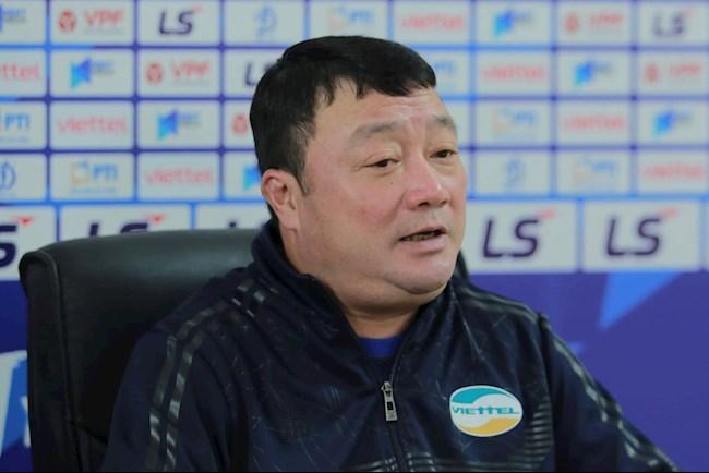 Coach Truong Viet Hoang vs HAGL