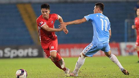 Video tổng hợp: Hải Phòng 0-0 Đà Nẵng (Vòng 9 V-League 2021)