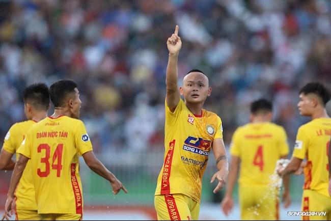 Bình Định vs Thanh Hóa