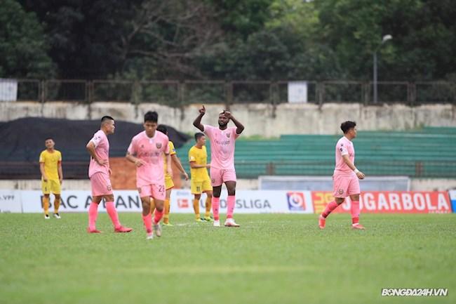Video tổng hợp: SLNA 0-2 Hà Tĩnh (Vòng 10 V-League 2021)