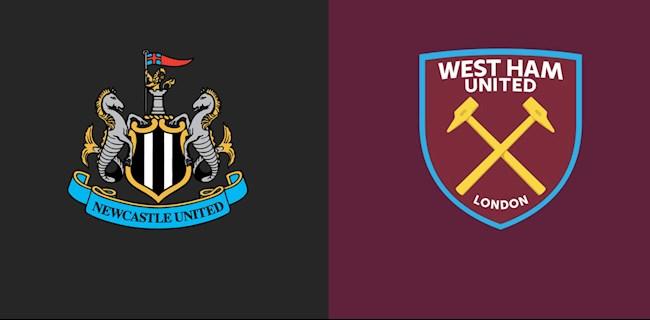 Trực tiếp bóng đá Newcastle vs West Ham trận đấu vòng 32 Ngoại hạng Anh 2020/21 lúc 18h30 ngày hôm nay 17/4