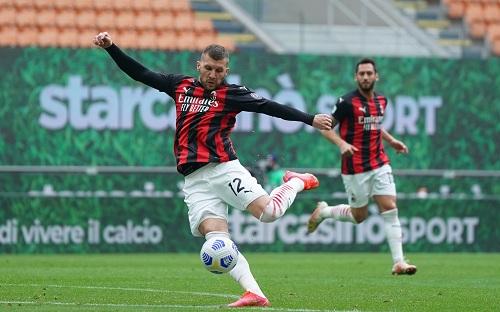 AC Milan 2-1 Genoa