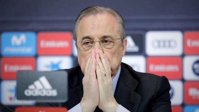 Super League thất bại: Đòn giáng đau vào Florentino Perez lazyload
