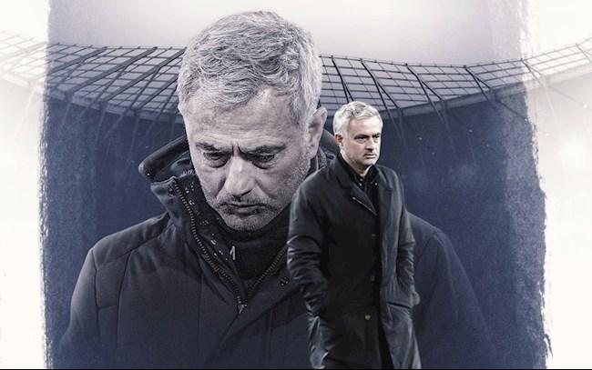 Jose Mourinho và Tottenham: Cái kết đắng cho cuộc tình 17 tháng lazyload