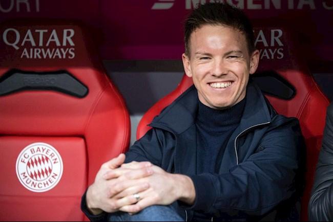 """Chiêu mộ Julian Nagelsmann giá kỷ lục - Bayern Munich tiếp tục giành """"miếng bánh lớn""""?"""
