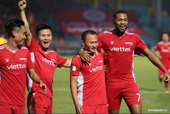 Nguyễn Trọng Hoàng CLB Hà Nội vs Viettel