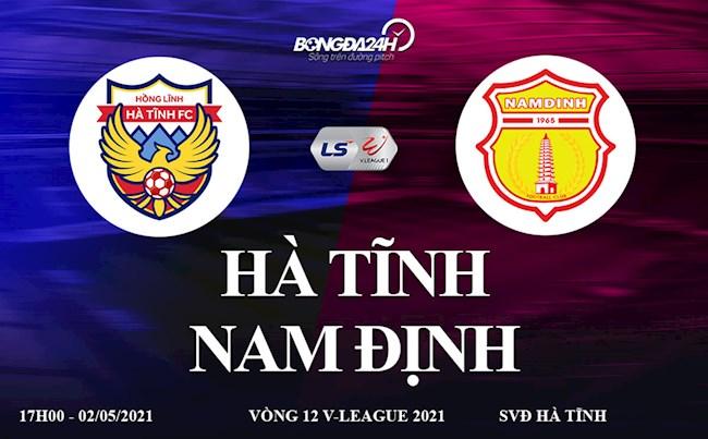 Kết quả bóng đá Hà Tĩnh vs Nam Định: Lội ngược dòng và 5 bàn thắng