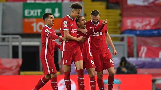 Thiago Alcantara khiến NHM Liverpool sung sướng