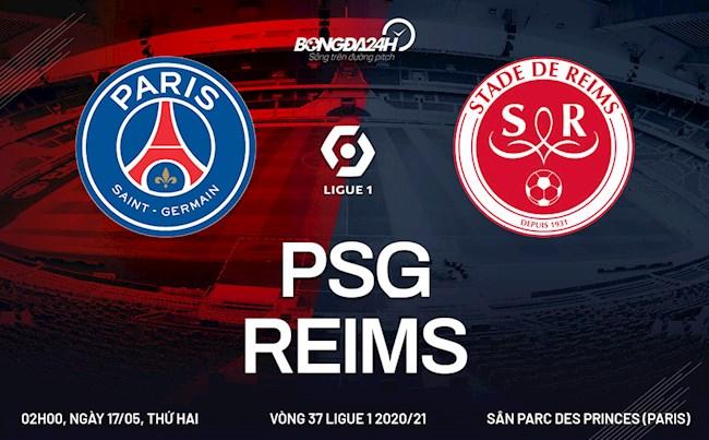 Hủy diệt Reims, PSG duy trì hy vọng vô địch Ligue 1