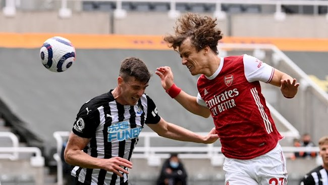 Arsenal kiểm soát bóng vượt trội