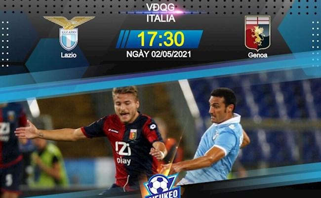 nhan dinh bong da lazio vs genoa - oxbet.com đưa tin Lazio vs Genoa 17h30 ngày 2/5 (Serie A 2020/21)