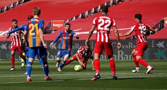 Barca vs Atletico Madrid
