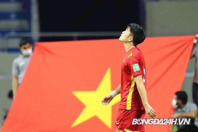 ĐT Việt Nam có tỷ lệ đi tiếp vào vòng loại thứ 3 cao hơn Trung Quốc