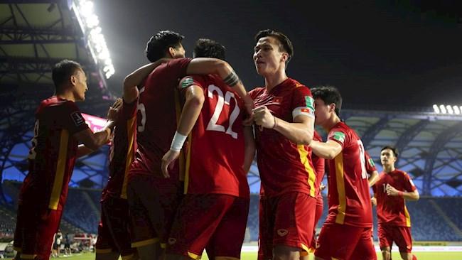 FIFA ấn tượng với cuộc đua đi tiếp ở bảng đấu của ĐT Việt Nam