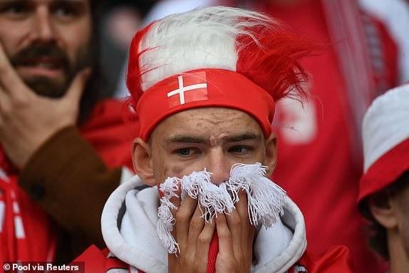 Đan Mạch vs Phần Lan