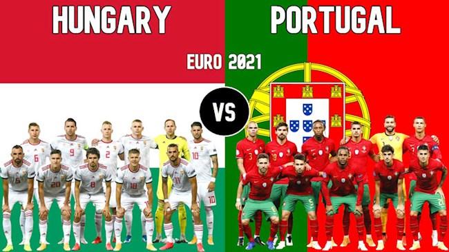 Bồ Đào Nha sở hữu dàn sao chất lượng hơn Hungary