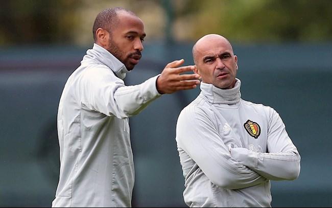 Khi ĐT Bỉ có một thần tượng trên băng ghế huấn luyện