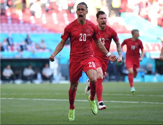 Đan Mạch vs Bỉ