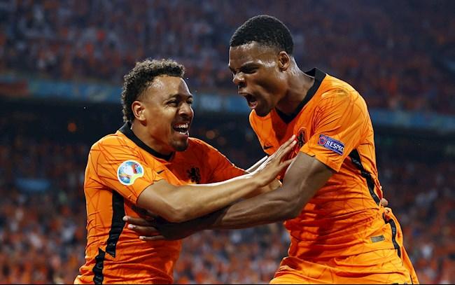 Lý giải sức mạnh tấn công của đội tuyển Hà Lan
