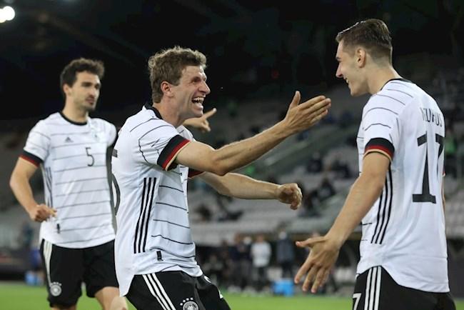 Đức vs Đan Mạch