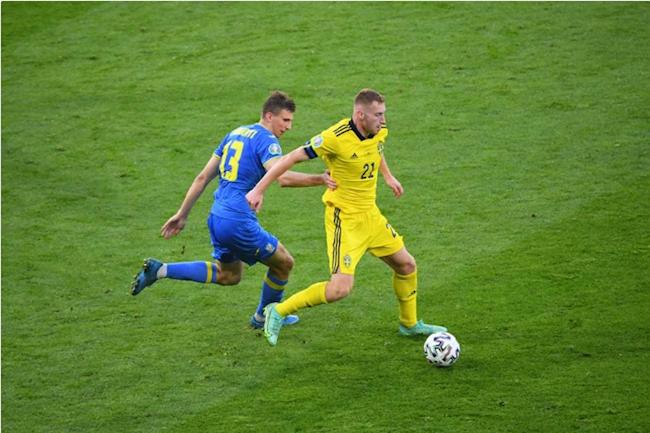 Thụy Điển vs Ukraine