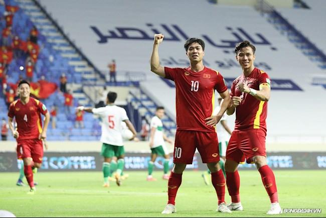 Công Phượng ghi bàn ĐT Việt Nam vs Indonesia