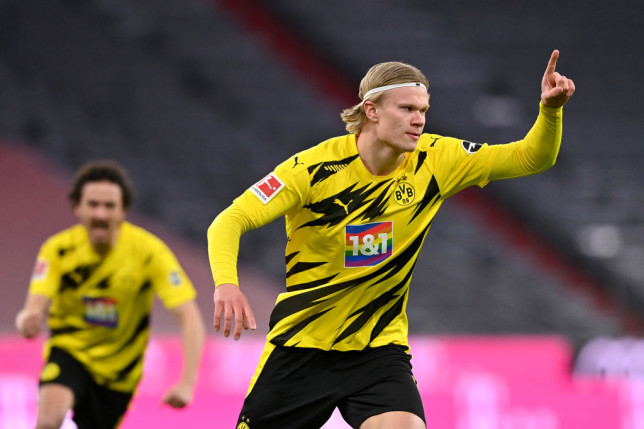 Chelsea want to recruit Haaland