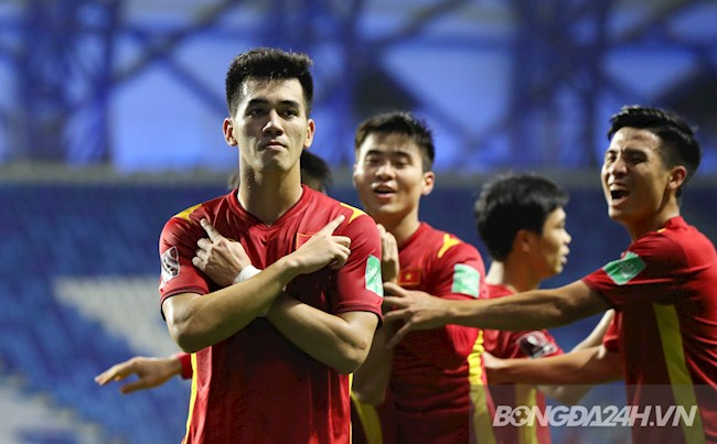 Tien Linh vs Indonesia 7/6