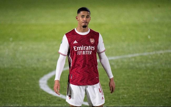 Nhìn thấy gì từ sự thất bại của William Saliba ở Arsenal?