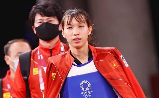 Kim Tuyền khép lại đại hội Olympic với thất bại trước võ sĩ Israel