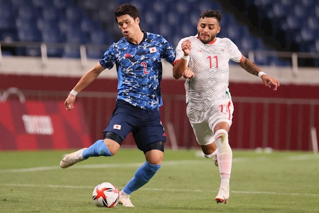Nhật Bản vs Mexico