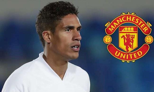 NÓNG: Man United chiêu mộ thành công Raphael Varane