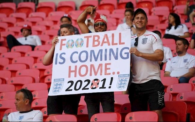 It's coming home: Giai điệu bất hủ và niềm khát khao đưa bóng đá trở về nhà