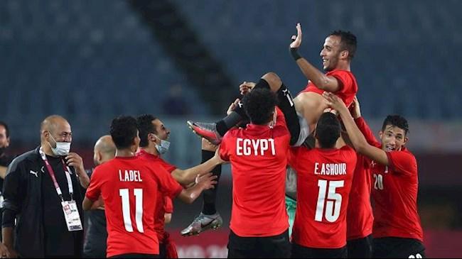 Brazil vs Ai Cập