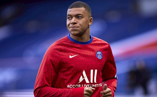Mbappe has no intention of renewing with PSG
