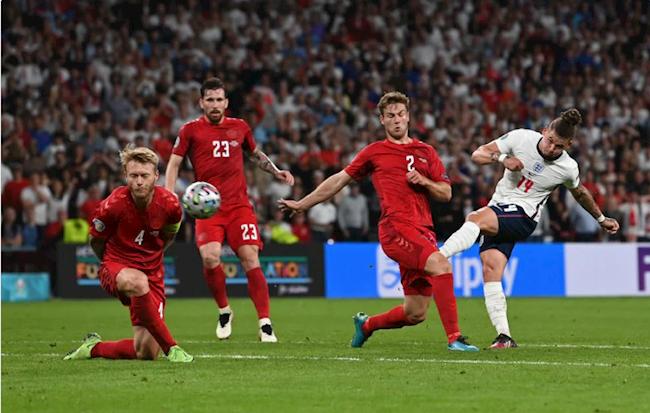 Anh vs Đan Mạch