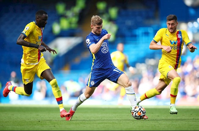 Chelsea Timo Werner