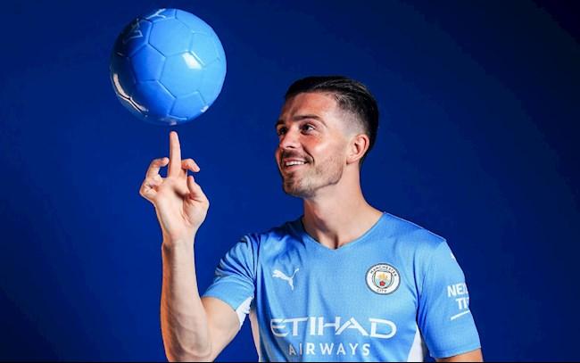 """Jack Grealish: Chân chạy cánh hay """"Số 8"""" hoàn hảo cho Man City?"""
