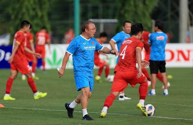 Coach Park Hang Seo Vietnam Tel