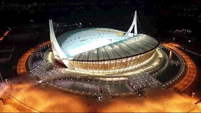 Moradok Techo . Stadium