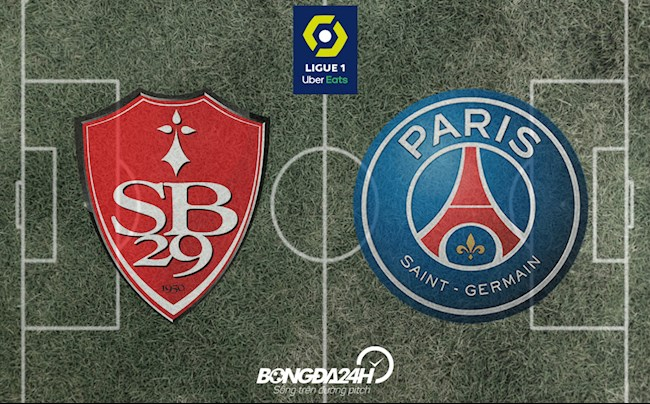 Brest vs PSG lineup is expected at 2:00 pm on 218 Messi to play pictures