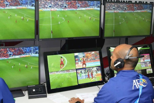 VAR in the third qualifying round of the World Cup 2022