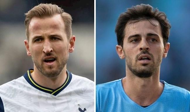 Bernardo Silva refuses to swap positions with Harry Kane