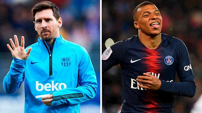 Kroos makes a surprising statement about Messi and Mbappe