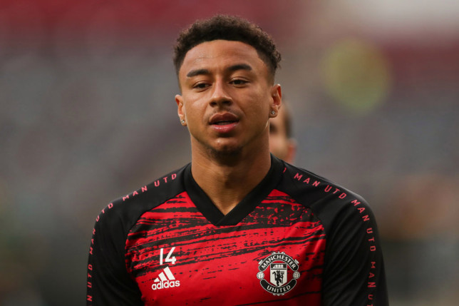 Jesse Lingard's future is still very much interested