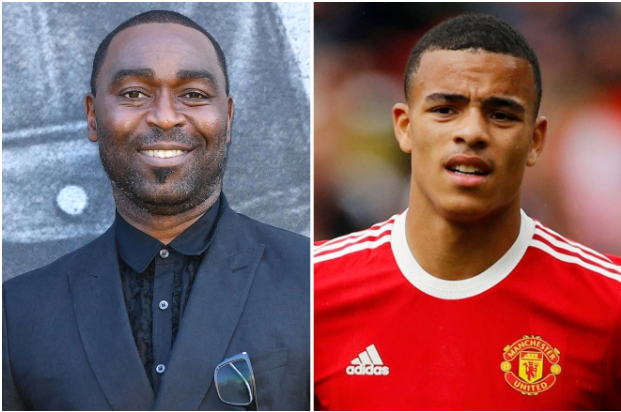 Andy Cole makes a surprise statement about Mason Greenwood